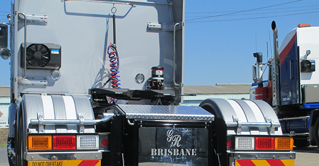 Geoff Richards New Western Star