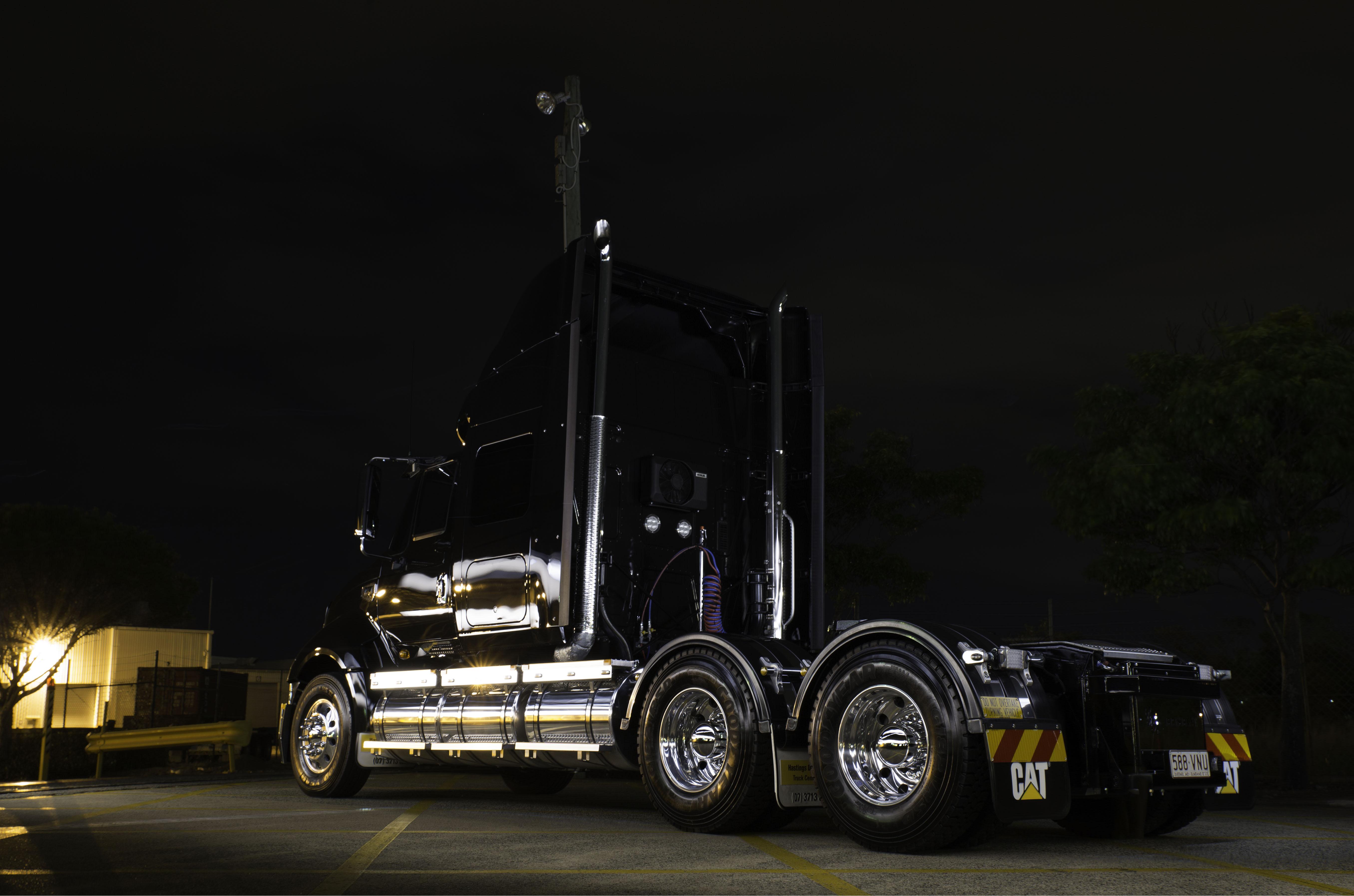 installation showcase lubecore australasia geoff richards transport
