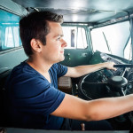 The challenges of being a truck driver