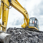 maintain excavator undercarriage