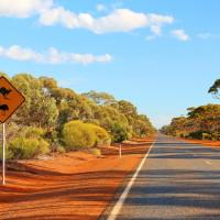 famous australian trucking routes