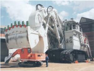 Terex RH 400 1